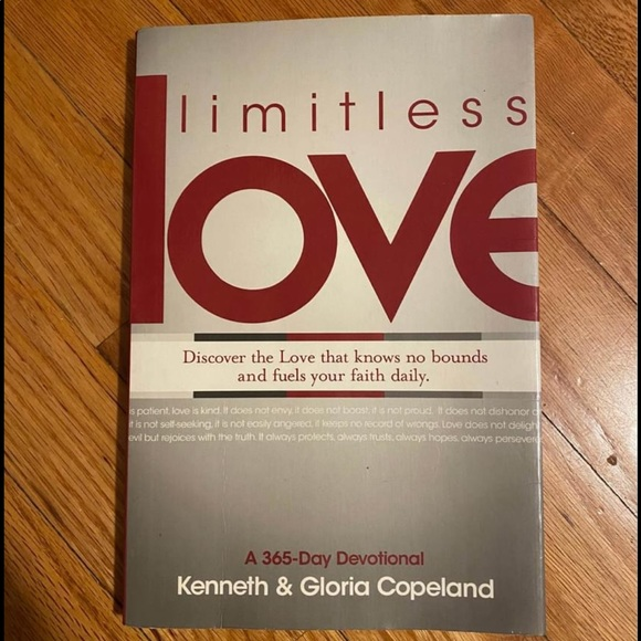 Limitless love book